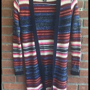 Rule 21 cardigan -size X small